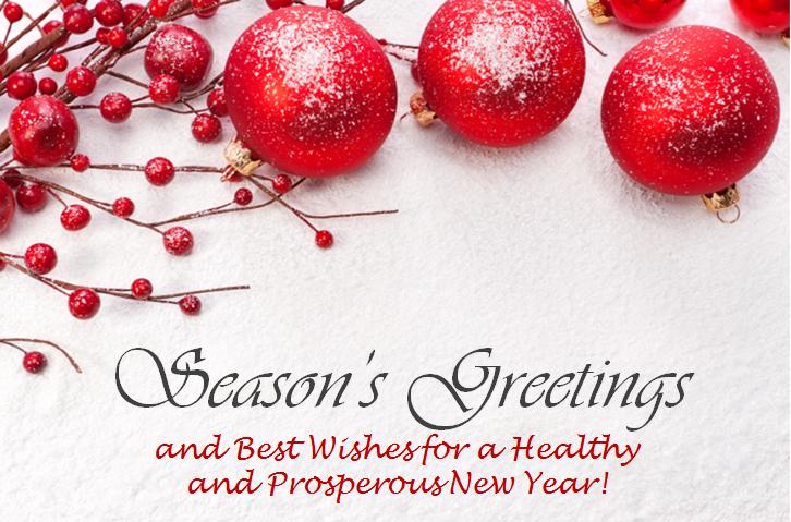 Season's Greeting from Neubrain!