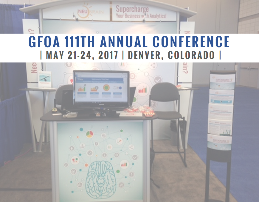 Neubrain at GFOA 111th Annual Conference.png