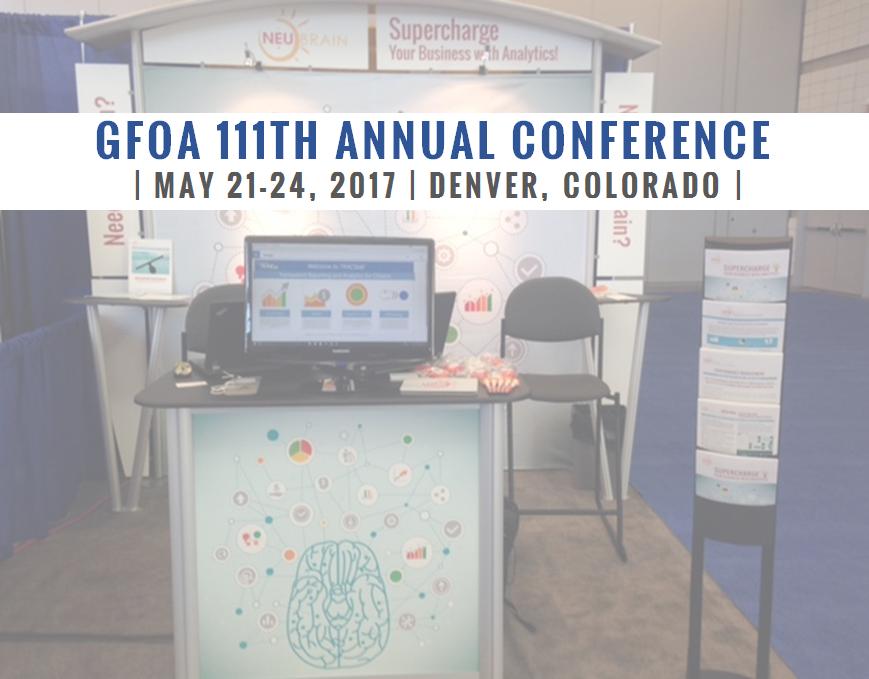 Neubrain at GFOA 111th Annual Conference.png